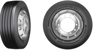 Continental lança pneu para autocarros elétricos