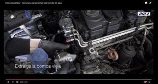 DOLZ apresenta vídeo para auxiliar a montagem de bombas de água