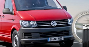 "VW Transporter é ""Comercial do Ano 2016"""