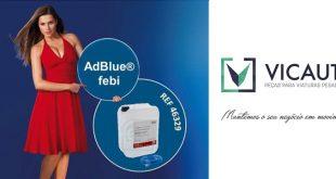 Vicauto alarga oferta de produtos com adBlue da febi