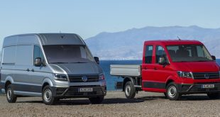 Nova Volkswagen Crafter chegou a Portugal