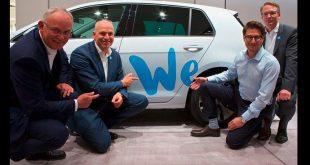Volkswagen prepara serviço de carsharing (com vídeo)