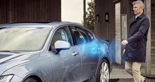 Volvo anuncia primeiro carro sem chave [com vídeo]