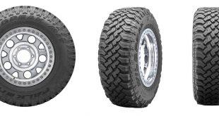 Falken lança novo pneu todo-o-terreno WILDPEAK M/T