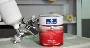 Nova fórmula da massa A80 para pistola da Roberlo