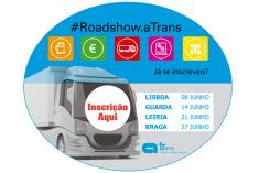 Roadshow aTrans em Leiria a 21 de junho