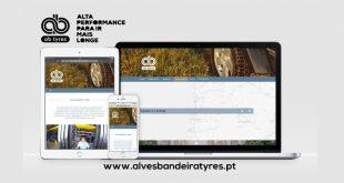 AB Tyres apresenta novo website
