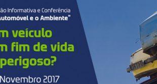 """Valorcar e ACAP realizam Sessão Informativa e Conferência """"O Automóvel e o Ambiente"""""""