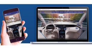 Novo site da AGC Automotive