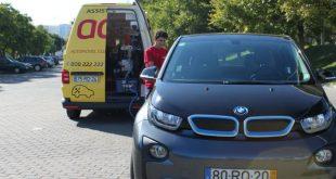 ACP faz desempanagem móvel de veículos elétricos