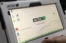 MecatrónicaOnline representa diagnóstico ACTIA em Portugal