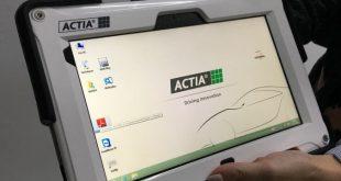 Diagnóstico Actia foi para a oficina Auto Pedro Dias (Alfena)