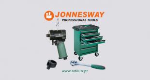 Adilub comercializa ferramentas Jonnesway