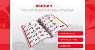 Akonen lança novas referências de capas para chaves