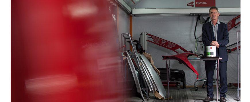 """Portepim: """"O nosso desafio é credibilizar a Cromax em Portugal"""""""