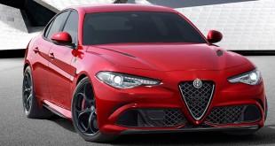 Alfa Romeo Giulia estreia novo sistema de travagem da Continental