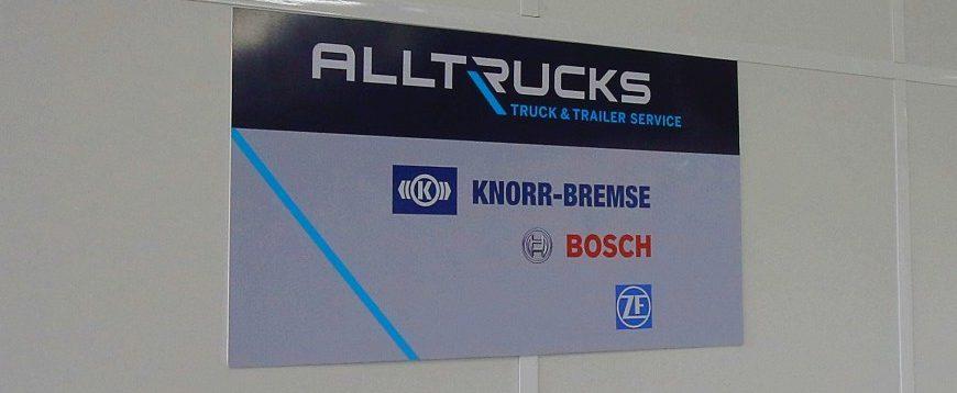 Alltrucks lança novos serviços na Motortec