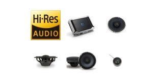 Alpine Electronics lança novos altifalantes Serie X