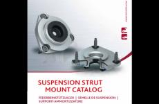 Corteco lança novo catálogo de suportes de suspensão