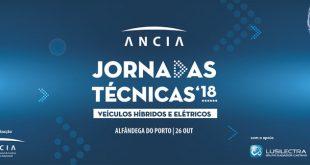 ANCIA organiza Jornadas Técnicas sobre veículos híbridos e elétricos