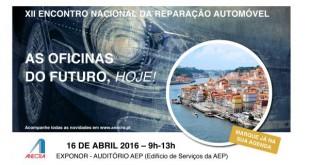 """Anecra debate """"As oficinas do futuro… hoje, no Expomecânica"""