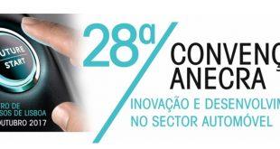 Convenção da ANECRA debate inovação no setor automóvel