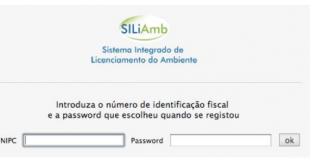 Atenção ao SILiAmb – Mapa Integrado de Registo de Resíduos
