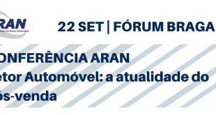 Conheça os oradores da Conferência da ARAN no Salão Automóvel de Braga