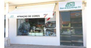 Novo balcão da Álvaro de Sousa Borrego em São João da Talha (Loures)