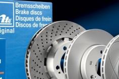 Euro Tyre inicia comercialização de material de travagem da marca Ate