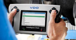"""VDO apresenta equipamento de diagnóstico """"Autodiagnos Check"""""""