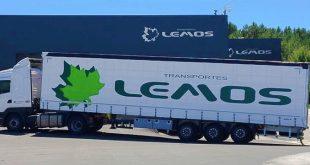 aTrans implementado nos Transportes Lemos
