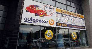 Loja Autopeças Cab em Alverca abriu as portas (com fotos)