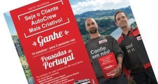 Autocrew dinamiza campanha para o automobilista