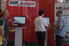 Infortrónica promove Autodata na Mecânica 2015
