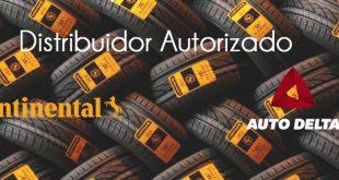 Auto Delta distribuidor autorizado para pneus Continental e Barum