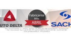 Sachs é o fabricante do mês de abril na Auto Delta