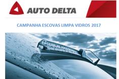 Auto Delta promove campanha de escovas limpa-vidros