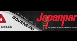 Campanhas Japanparts na Auto Delta