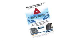 Auto Delta apoia instituições seguindo uma política de responsabilidade social