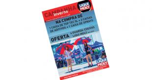 """Auto Delta e Liqui Moly com campanha de """"guarda-chuvas"""""""