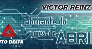 Em abril a Victor Reinz é o fabricante do mês na Auto Delta