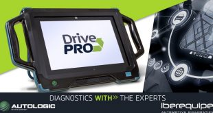 Iberequipe apresenta novo Autologic DrivePRO