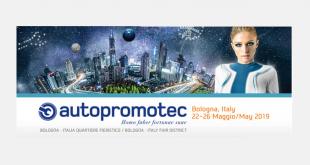 Autopromotec 2019 com maior espaço de exposição e imagem renovada