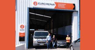 Auto Rebela adere à rede Euro Repar Car Service