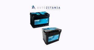 Autozitânia disponibiliza baterias Exide Start-Stop com tecnologias AGM e EFB