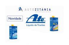 Autozitânia inclui líquido de travões Ate na sua gama