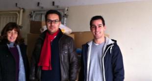 Autozitânia realizou iniciativa solidária e entregou donativos
