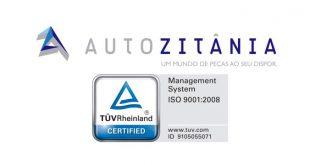 Autozitânia renova Certificado de Qualidade