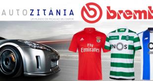 Autozitânia e Brembo com campanha de oferta de camisolas de futebol oficiais